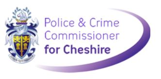 office for police crime commissioner cheSHIRE
