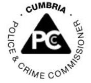 office for police crime commissioner cumbria
